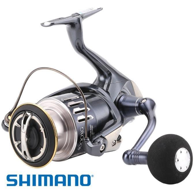 6562862e70a Shimano Twin Power XD 4000 XG - /TPXD4000XG/ Макара с преден аванс. 1 от 9