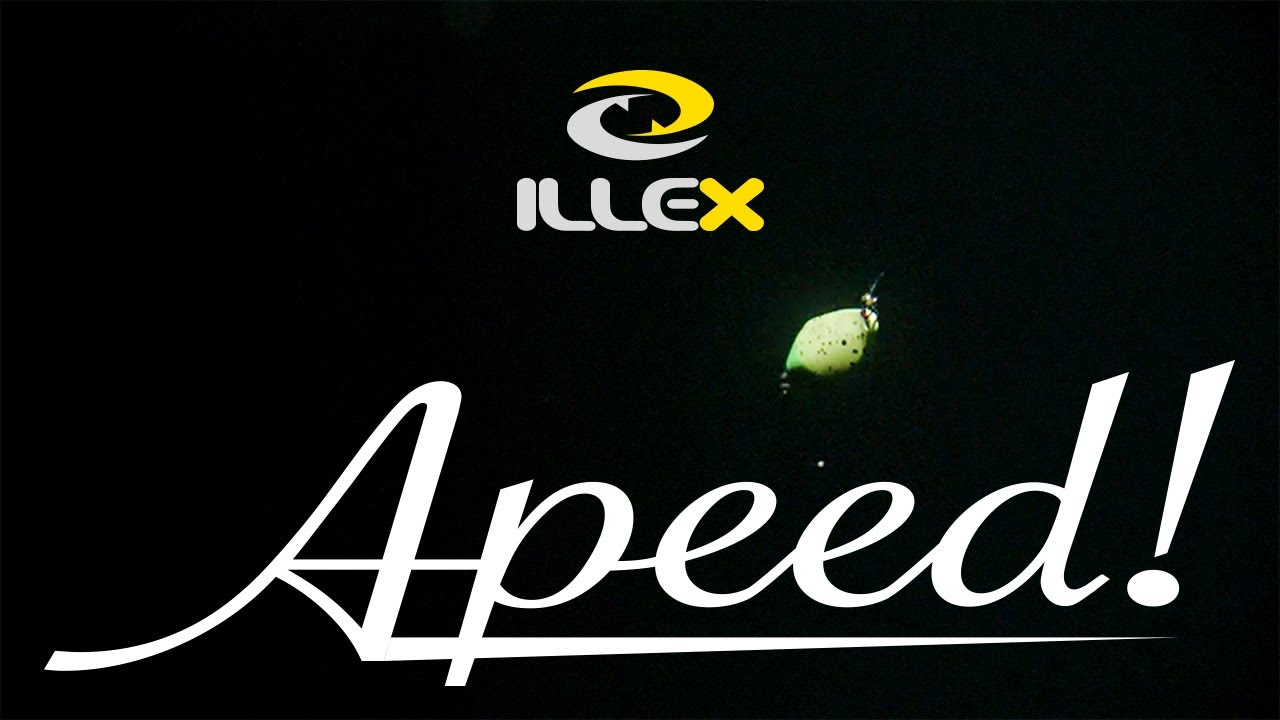 ILLEX APEED 2.7G Блесна клатушка