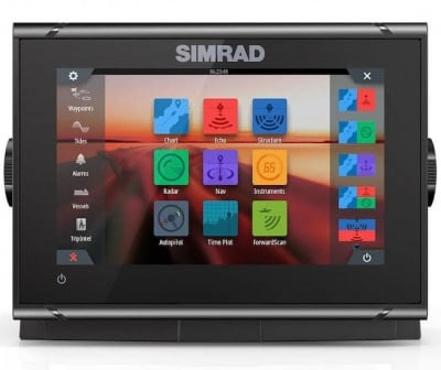 Simrad GO7 XSR with HDI transducer Сонар