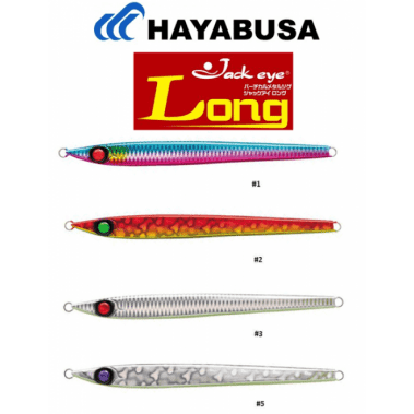 Hayabusa Jack Eye Long FS425 Джиг