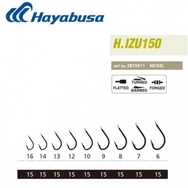 HAYABUSA 150 Nickel Куки