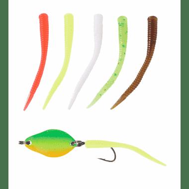 Balzer Spoon Attractor Силиконови опашки за клатушки