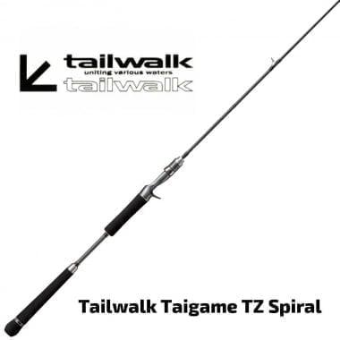 Tailwalk Taigame TZ Spiral LTD C71L Тайръбър въдица