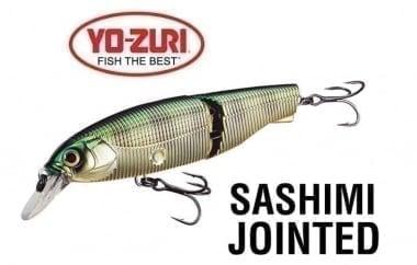 Yo Zuri Sashimi Jointed FW 100SP R 969 Воблер