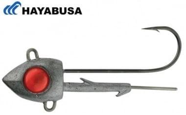 Hayabusa Mega Massugu Джиг глава лукс