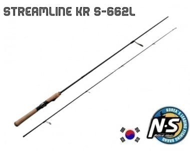 Black Hole Streamline KR S-662L Спининг въдица
