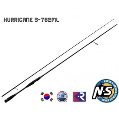 Black Hole Hurricane SWII KR S-762ML 2.28m Спининг въдица