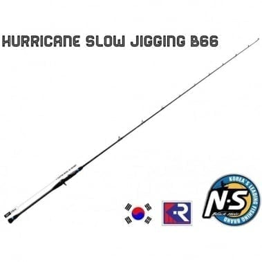 Black Hole Hurricane Slow Jigging  B-66HMF Въдица