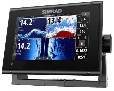 Simrad GO7 XSR with Basemap Сонар