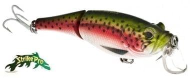 Strike Pro Bass Crankee (SH-003AJ) Воблер