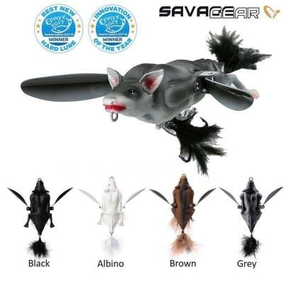 Savage Gear 3D Bat 10 Воблер прилеп
