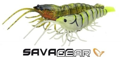 Savage Gear 3D HYBRID SHRIMP Воблер скарида