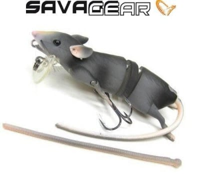 Savage Gear 3D Rat (Rad) Плъх