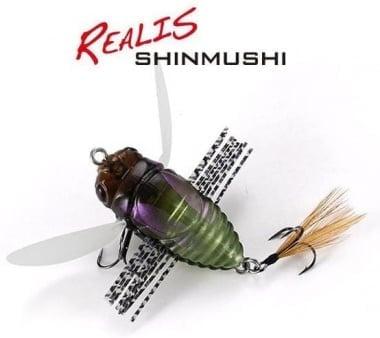 DUO Realis Shinmushi Воблер буболечка