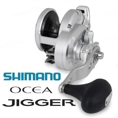 Shimano Ocea Jigger NR- HG Мултипликатор