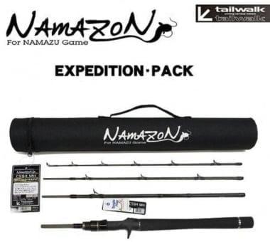 Tailwalk Namazon Спининг въдица