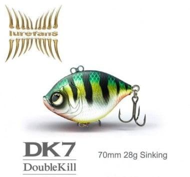 Lurefans DK7 Double Kill Воблер