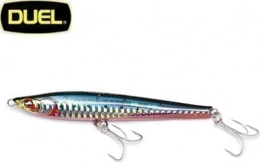 Duel Adagio 125mm Sinking 28g Long Cast F 908 Воблер