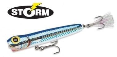 Storm Chug Bug Saltwater - Mett. Blue Mulet Воблер