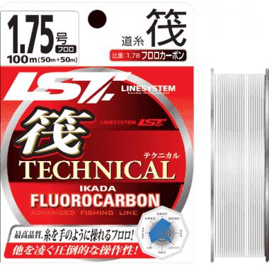 Linesystem Technical FC 100m Флуорокарбоново влакно