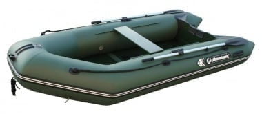 Allroundmarin Kiwi 300 Лодка 4