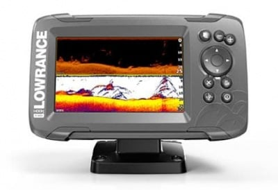 Lowrance Hook2 5 SplitShot Transducer Сонар