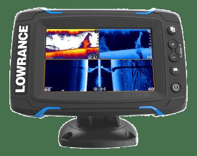 Lowrance Elite 5 Ti SCR Сонар