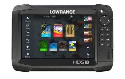 Lowrance HDS 7 Carbon NOXD Сонар