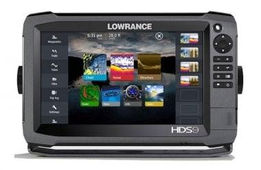 Lowrance HDS 9 Touch Gen III SCR Сонар