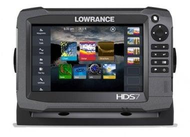 Lowrance HDS 7 Touch Gen III SCR Сонар