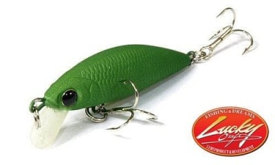 Lucky Craft Bevy Minnow 40F Воблер