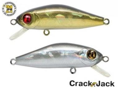 Pontoon 21 Crack Jack 58F-SR Воблер