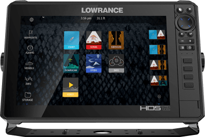 Lowrance HDS 12 LIVE TotalScan Сонар