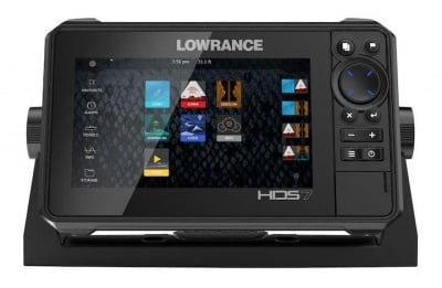 Lowrance HDS 7 LIVE TotalScan Сонар