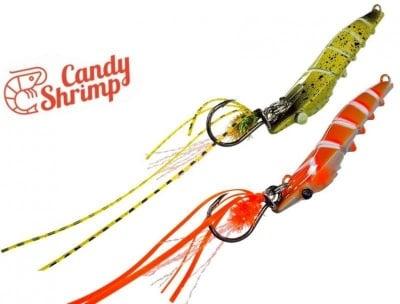 Fiiish Candy Shrimp Изкуствена  примамка скарида