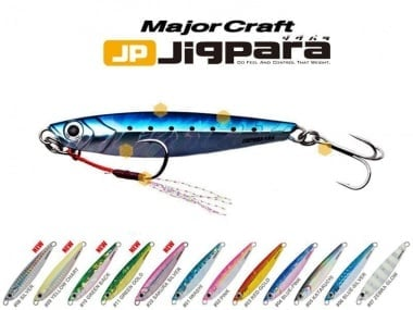 Major Craft JIGPARA 40g Пилкер