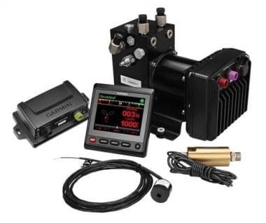 Garmin Reactor™ 40 Хидравличен автопилот в комплект със SmartPump