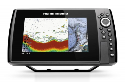 Humminbird HELIX 8 CHIRP GPS G3N Сонар
