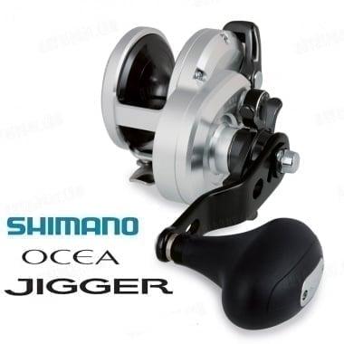 Shimano Ocea Jigger PG (LH) Мултипликатор