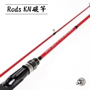 Black Hole Rods KN Red S-762ML Въдица