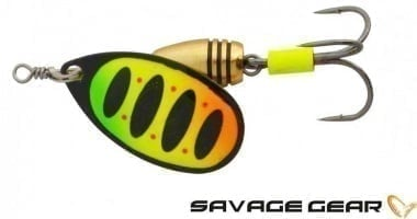 Savage Gear Rotex Spinner #3 8гр. Блесна