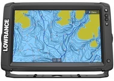 Lowrance Elite-12 Ti-2 No Transducer Сонар GPS със сонда 3-в-1