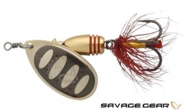 Savage Gear Rotex Spinner #4 Блесна