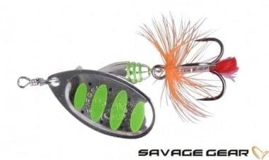 Savage Gear Rotex Spinner #3а Блесна въртяща