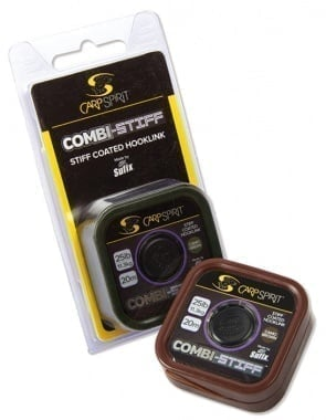 Carp Spirit Combi-Stiff Coated Braid Шарански повод