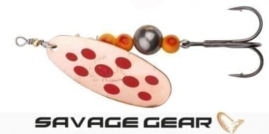 Savage Gear Caviar Spinner #3 9.5гр. Блесна