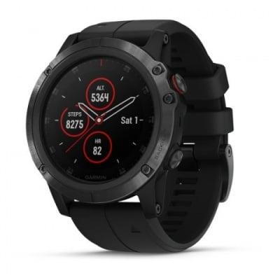 Garmin Fēnix® 5X Plus Премиум мултиспорт GPS смарт часовник