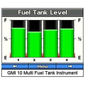 Garmin GFL™ 10, NMEA 2000 адаптор за ниво на горивото в резервоара