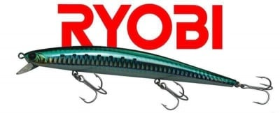 RYOBI Pro Minnow SM1251F Воблер