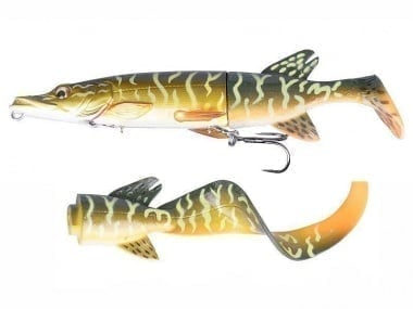 Savage Gear THE 3D HYBRID PIKE 2+1 pcs Хибридна щука